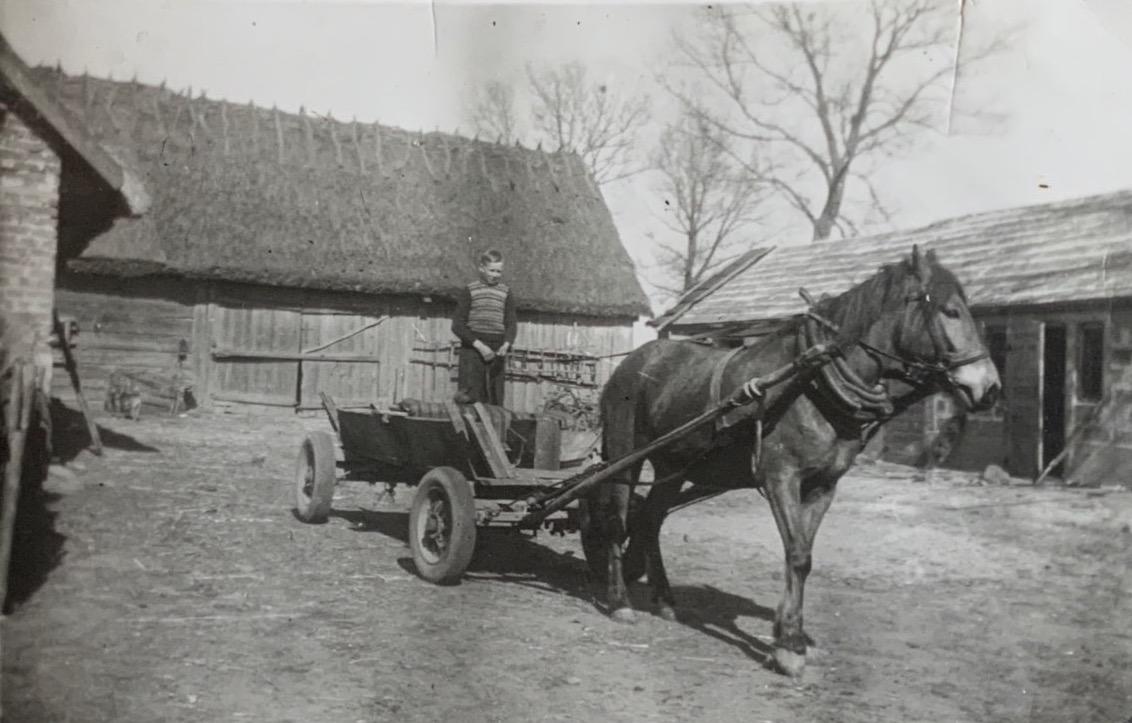 Folwark Ruchenka w roku 1905 historia agroturystyki w Ruchnie